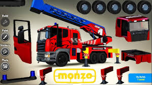 Monzo Fire Truck - Best Kids Puzzle 3D | Build Fire Truck | Best ... 367 Custom Stickers Itructions To Build A Lego Fire Truck Fdny Wall Decal Removable Sticker For Boys Room Decor Whosale Universal Car Stickers Whole Body Flame Vinyl Department Bahuma Holidays Fire Truck Stickers Preppy Prodigy Dragon Ball Figure Eeering Toy Ming Childrens Mini Firetruck Cout Set Of 96 Engine Monthly Baby Photo Props Sandylion Fireman Ladder Dalmation Dalmatian Dog Water New Replacement Decals For Little Tikes Cozy Coupe Ii