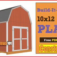 Free 8x8 Shed Plans Pdf by Free Shed Plans With Drawings Material List Free Pdf Download