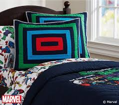 Marvel™ Sheet Set | Pottery Barn Kids Daybeds Bedding For Trundle Daybed Covers With Bolsters Cover Dorm Room Pottery Barn Kids Ava Marie Bedroom Pinterest Basics Baby Fniture Gifts Registry Zi Blue Multi Dillards Sale Clearance Collections Bed Linen Sheets On Crib Tags Rustic Jenni Kayne Floral Sheet Set Ideas For Girl Duvet Wonderful Trina Turk Ikat Linens Horchow Color Cool Awesome Sets Queen Impressive Belk Nautica Mnsail Collection Nautical Duvet