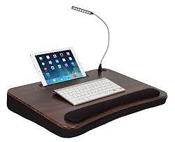 Sofia Sam Lap Desk by Amazon Com Sofia U0026 Sam Xlg Deluxe Lap Desk With Tablet Slot