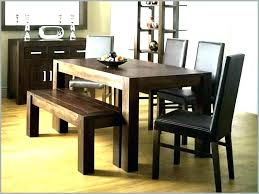 Dining Table With Bench Style Room Sets Save The Ideas Pub Benches Folding Wall Design Elegant