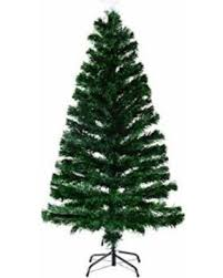 Fiber Optic Christmas Trees On Sale by Deals On 7 U0027 Artificial Holiday Fiber Optic White Led Light Up