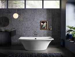 escale 6 foot freestanding bath k 11344 kohler