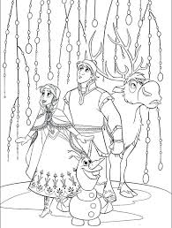 Disney Princess Coloring Pages Frozen Elsa And Anna Some Of My Favorite Book