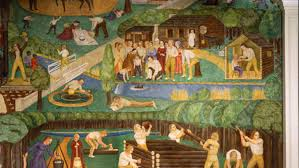 Diego Rivera Rockefeller Mural by Crybullies Go Taliban U Of Kentucky Agrees To Censor Historical