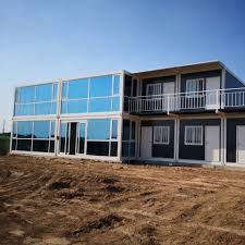 100 Building Container Home Prefabricated Building Container House Labor Camp