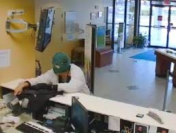 Arrest Made In April Bank Robbery Press Releases