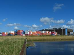 100 Sea Container Accommodation Student Housing Amsterdam Janet And Anton Hein