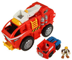 Playsets Mobile Headquarters With Optimus Prime (Transformers ...