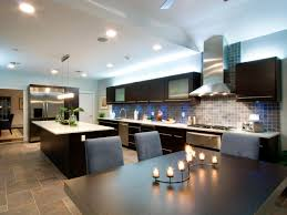 Nice e Wall Kitchen Designs With An Island — Railing Stairs And