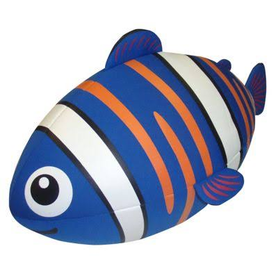 Water Sports Itza Big Fish Floating Water Toy - 28""