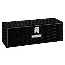 100 Truck Tool Boxes Black Diamond Plate Box For Inch Box Aluminum