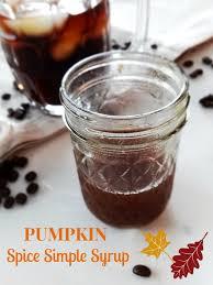 Dunkin Pumpkin Spice Syrup by Pumpkin Spice Iced Coffee