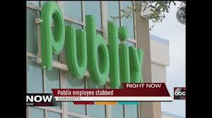 Publix Christmas Trees Miami by Deputies Shopper Stabs Sarasota Publix Employee Then Stabs