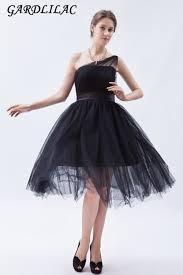 popular graduation dresses black short buy cheap graduation