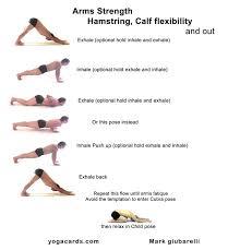 Arms Strength Hamstring And Calf Flexibilty