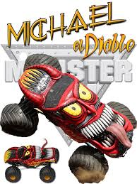 Personalized Custom NAME T-shirt Monster Truck El Diablo Monster Jam ... Kids Rap Attack Monster Truck Tshirt Thrdown Amazoncom Monster Truck Tshirt For Men And Boys Clothing T Shirt Divernte Uomo Maglietta Con Stampa Ironica Super Leroy The Savage Official The Website Of Cleetus Grave Digger Dennis Anderson 20th Anniversary Birthday Boy Vintage Bday Boys Fire Shirt Hoodie Tshirts Unique Apparel Teespring 50th Baja 1000 Off Road Evolution 3d Printed Tshirt Hoodie Sntm160402 Monkstars Inc Graphic Toy Trucks American Bald Eagle