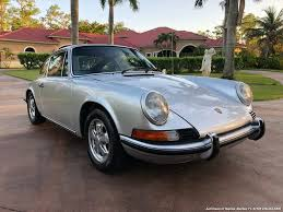 100 Porsche Truck For Sale 1969 911 T For Sale In Naples FL Stock 122068
