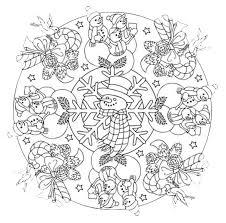 Mandala 601 Christmas Designs 3D Coloring Book Dover Publications