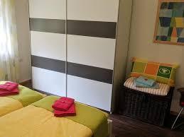 schlafzimmer lausitzer seenland ferienwohnung