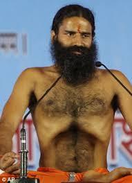 Swami Ramdev Indias Corruption Fighting Yoga Super Hero Will Fast Til Death