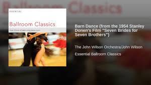 Barn Dance (from The 1954 Stanley Donen's Film