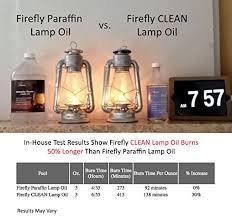 amazon com firefly clean l oil 1 gallon smokeless