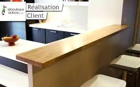 fabriquer table haute cuisine fabriquer une table bar de cuisine fabriquer une table bar de