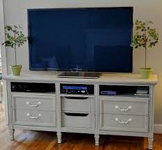 Sauder Harbor View Dresser Antiqued Paint by Vintage White Distressed Dresser Tv Stand Home Diy And