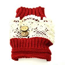 hand leg warmers winter store accessories