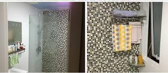 wholesale white with crackle mosaic tile sheet