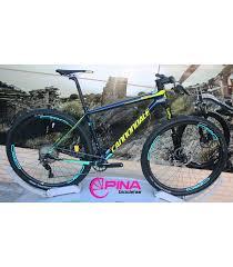 Bicicleta Cannondale F Si CARBON 2 2017