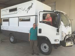 Homemade Truck Camper - Www.griffins.co.uk •