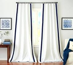 Navy And White Vertical Striped Curtains by Navy Blue And White Curtains U2013 Teawing Co