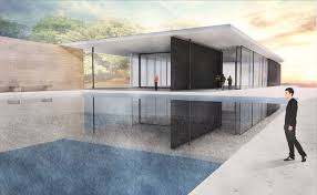 100 Barcelona Pavilion Elevation 1Autodesk Online Gallery