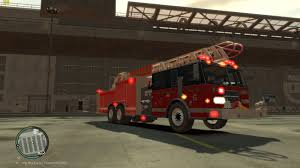 100 Gta 4 Fire Truck Mod Gta Iv Fire Department Mod