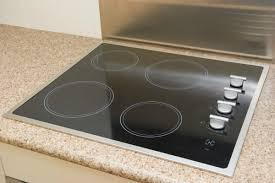 Repairing a Glass Cook Top