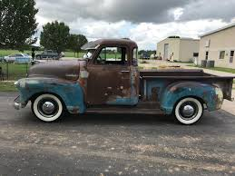 100 1952 Chevrolet Truck 3100 Street Dreams