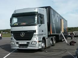 Mercedes Benz News: Mercedes Shows New Heavy Truck In Germany
