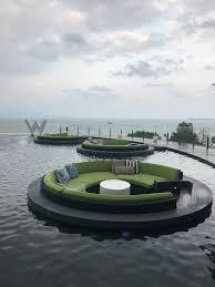 100 W Hotel Koh Samui Thailand Oobar Hotel Hotel Samui Places To Visit
