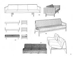Drawn Couch Simple 8