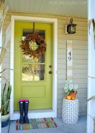 Fall Front Porch with COLOR Jenna Burger