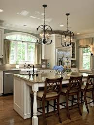 appealing country kitchen lighting ideas and best 25