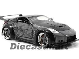 100 Fast And Furious Trucks JADA 97172 FAST FURIOUS DK NISSAN 350Z 124 DIECAST MODEL CAR GREY