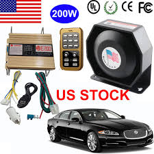 200W Police Fire Siren Horn Loud Speaker Car Safety Warning Alarm PA ... 12v Loud Horn Car Van Truck 7 Sound Tone Speaker With Pa System Mic Lm Cases Products Hot 80w 5 Siren 12v Warning Megaphone Soroko Trading Ltd Smart Gadgets Electronics Spy Hidden Mese 12 Inch Professional Trolley S 12d With New 115db Air For Boat Sounds Pa Best 2017 Wolo 4000 Alert Northern Tool Equipment Optimum Cable Service In Brooklyn Editorial Image Of How To Wire A Truck Youtube 100w Auto Max 300db