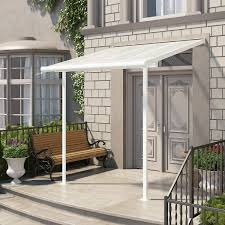 Palram Feria Patio Cover Uk by Palram Sierra Patio Cover