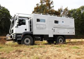 100 Semi Truck Motorhome SLR SLRV Off Road Caravans And 4x4 Expedition Vehicles 4x4 Motorhomes