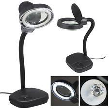 Lighted Magnifying Hobby Lamp by Illuminated Magnifier Ebay