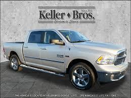 100 Pickup Trucks For Sale In Pa Used 2016 Ram 1500 Big Horn Lititz PA VIN 1C6RR7LT2GS337366