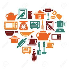 Kitchen Equipment Clipart